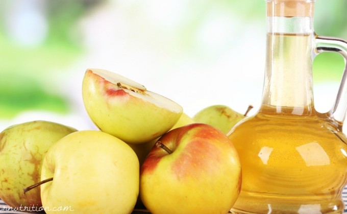 Drink A Tablespoon of Apple Cider Vinegar With Water And What Can Happen to Your Waistline is Unbelievable!