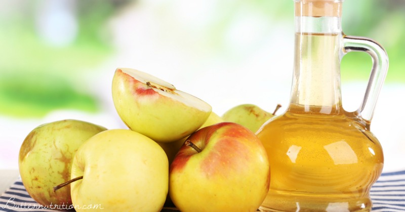 Vinegar for ab flab!