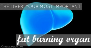 The Liver: Your Most Important Fat Burning Organ! | Butter Nutrition
