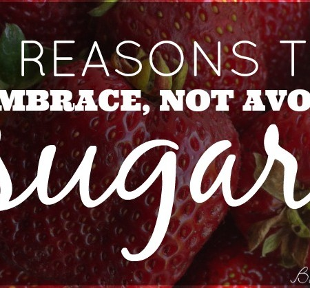 Should you ignore sugar cravings or embrace them? | Butter Nutrition
