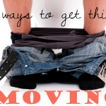 5 Ways to get things moving