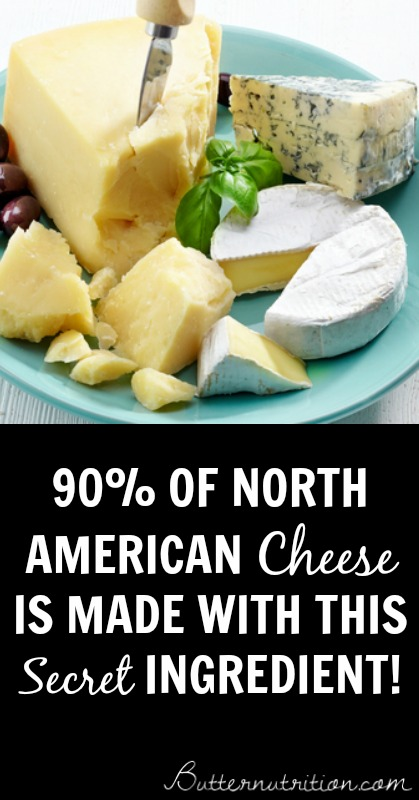 The SECRET ingredient in your cheese! | Butternutrition.com