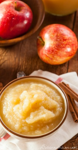 Caramel Applesauce | Butter Nutrition