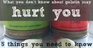 What you don't know about gelatin may hurt you! 5 Things you NEED to know | Butternutrition.com