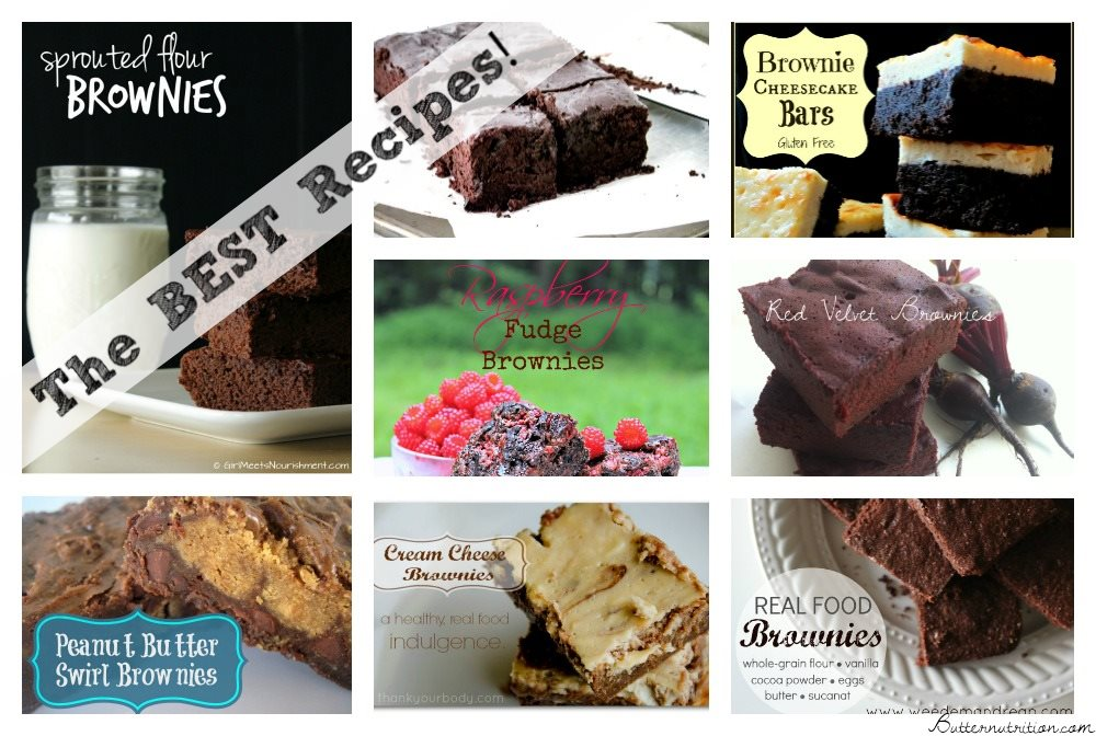 Best Brownie Recipes Ever | Butter Nutrition