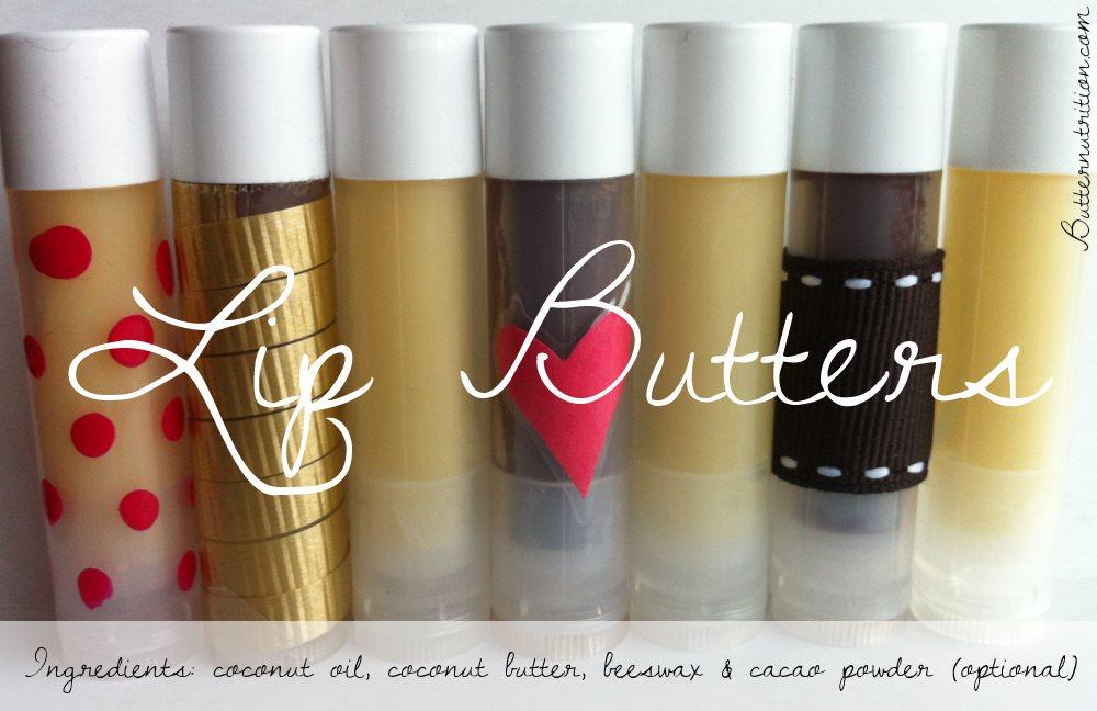 Buttery Lip Gloss   Butter Nutrition