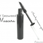 DIY Nourishing Seaweed Mascara