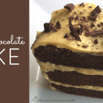 Gluten Free Chocolate Cake | Butternutrition.com