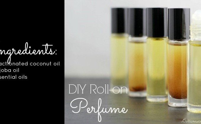 DIY Roll-on Perfume with Essential Oils   Butternutrition.com