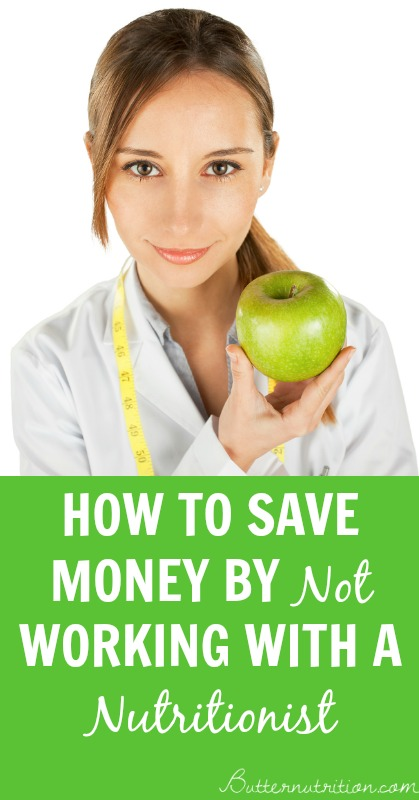 Does DIY Nutrition Save MONEY? A nutritional therapists take... | Butternutrition.com