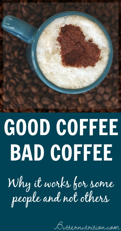 Is Coffee Healthy? Why it works for some people and not others | Butter Nutrition