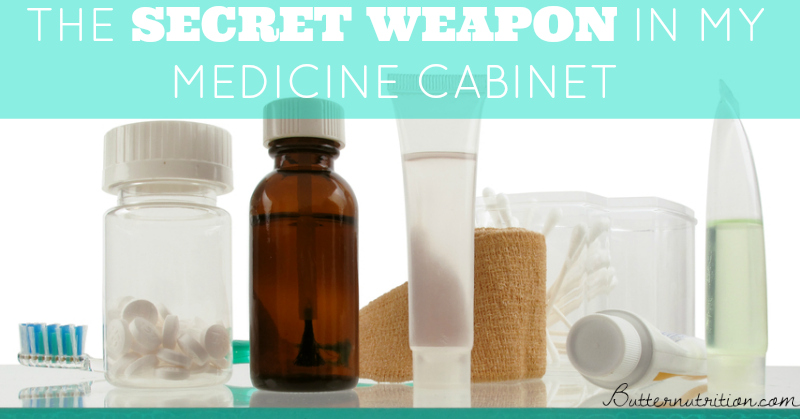 The Secret Weapon in my Medicine Cabinet | Butter Nutrition