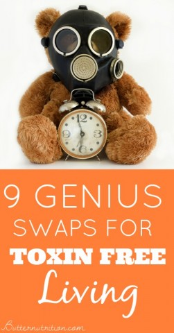 9 Genius Household Swaps for a Healthy Lifestyle| Butter Nutrition