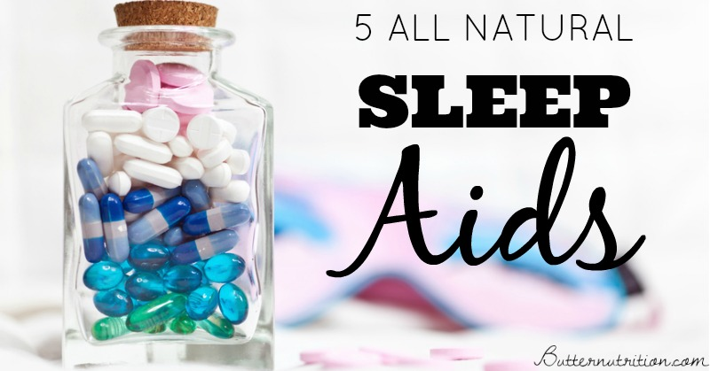 All natural sleep aids over the counter