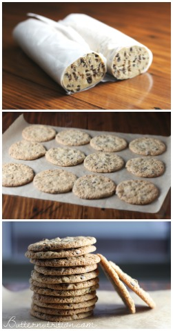 The BEST Gluten Free Chocolate Chip Cookies   Butter Nutrition