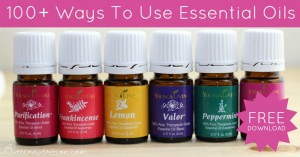 100+ Ways to use Essential Oils (FREE DOWNLOAD)
