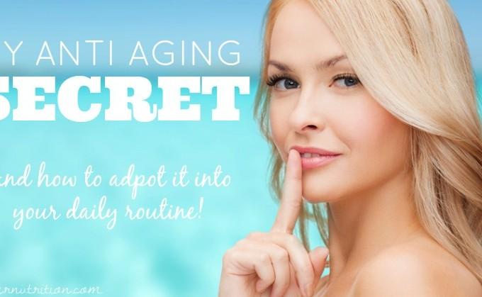 My Anti Aging Secret | Butter Nutrition