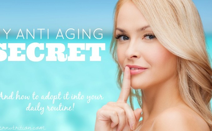 My Weekly Anti Aging Secret (and How to Adopt it into your Routine!)