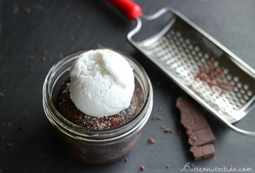 Chocolate Lava Cake (gluten free) | Butter Nutrition