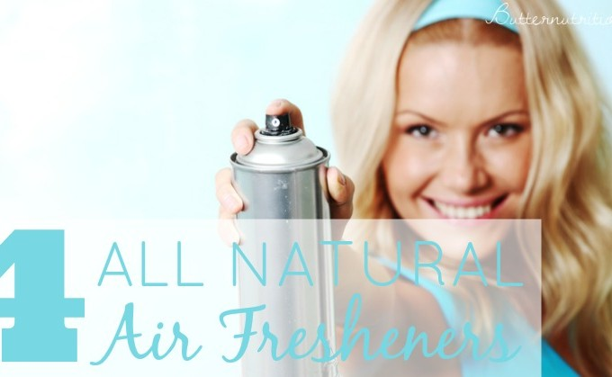 4 All Natural Air Fresheners