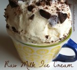 Raw Milk Ice Cream | Butter Nutrition