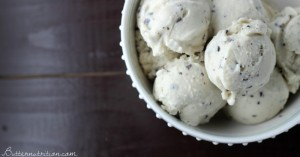 Metabolism Boosting Mint Chocolate Chip Coconut Milk Ice Cream- The Ultimate Healthy Dessert!