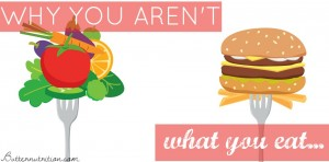 """Why even """"healthy"""" foods can leave you feeling so miserable! Plus, what to do about it!"""
