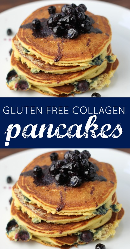 High Protein Gluten Free Pancakes With Collagen | Butter Nutrition