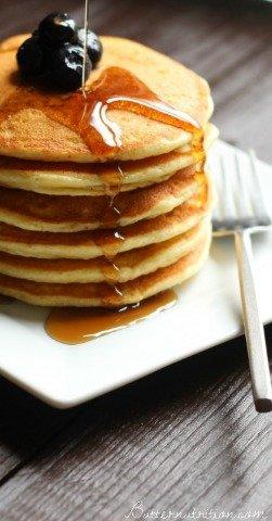 High Protein Gluten Free Pancakes