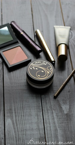 What's In My Semi-Natural/Non Toxic Makeup Bag (with a few exceptions) | Butter Nutrition