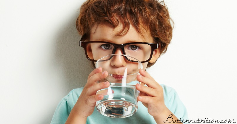 Did you know 50 studies have linked fluoride with reduced IQ in children?   Butter Nutrition
