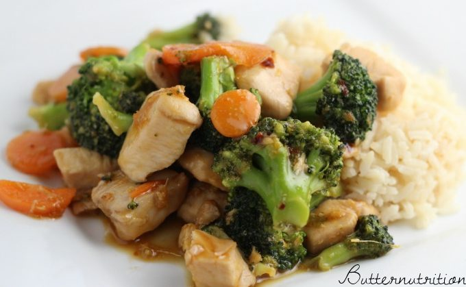 Better Than Takeout: Homemade Orange Chicken | Butter Nutrition