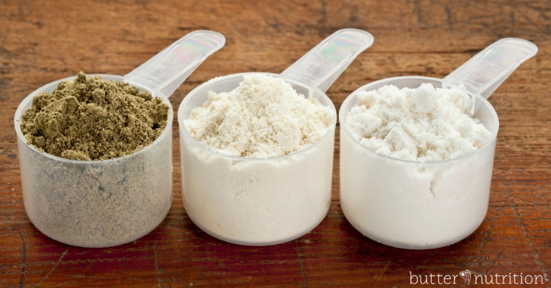 Protein Powder Ranking: What is Best? | Butter Nutrition